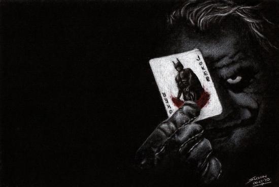 Heath Ledger par Asa